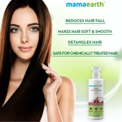 Mamaearth Onion Conditioner for Hair Growth and Hair Fall Control with Onion and Coconut - 250ml